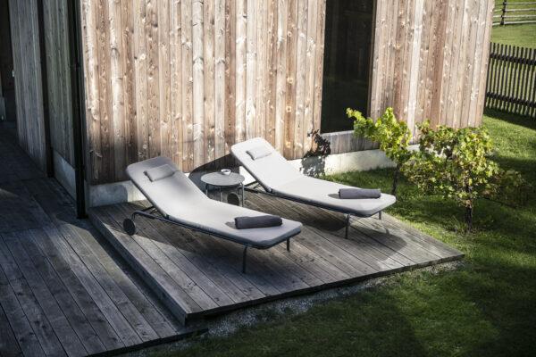 Fitzinger Outdoordesign Liegestuehle