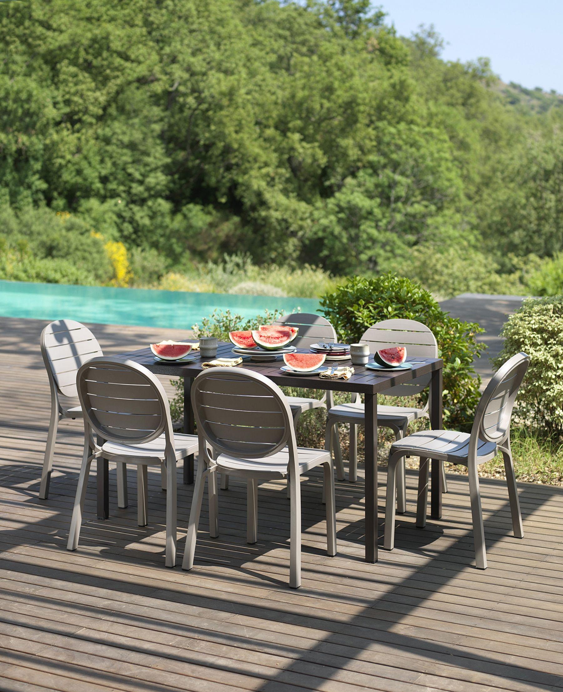 Gartenessplatz online bestellen bei Fitzinger Outdoordesign